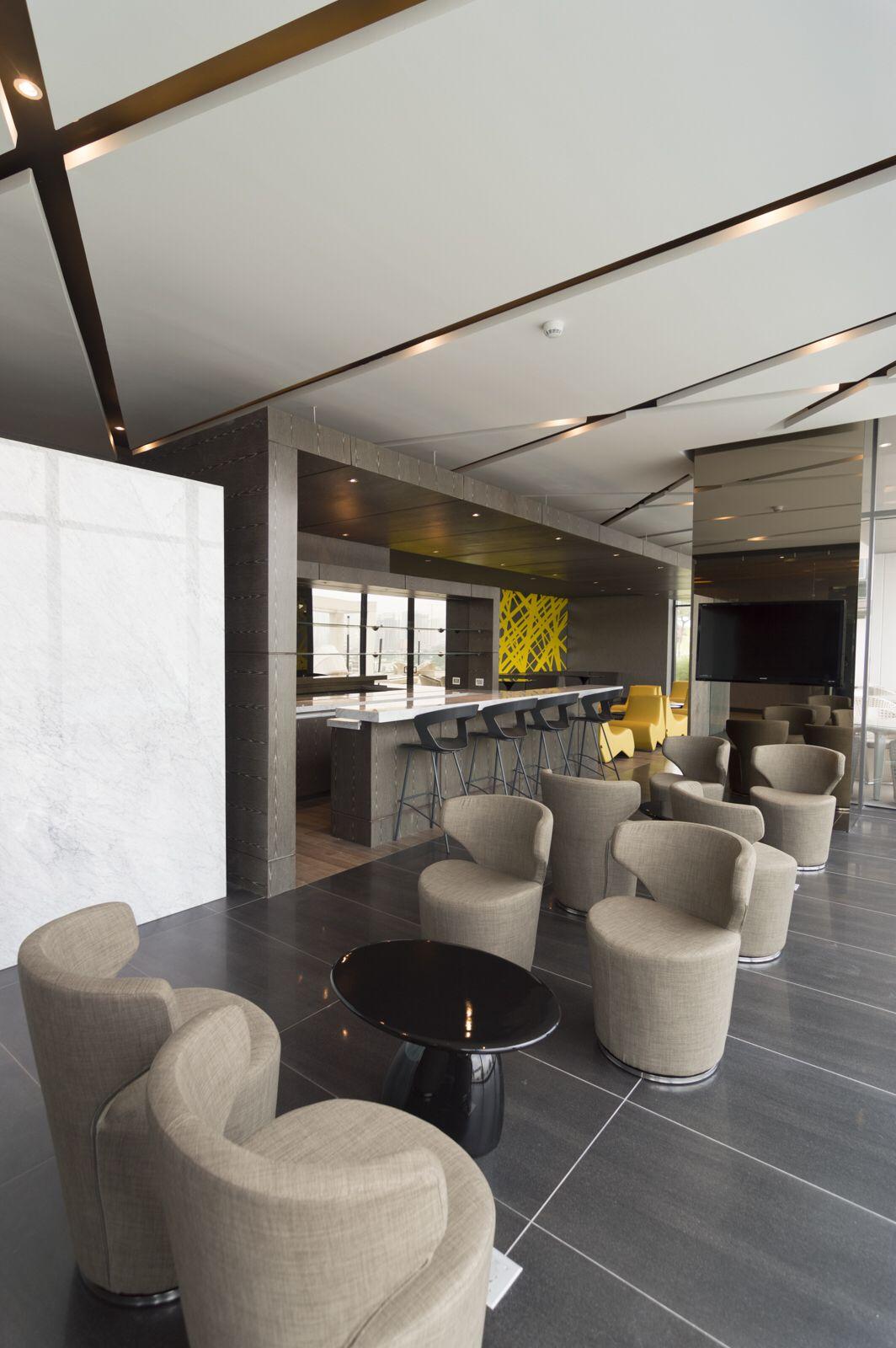 Arquitectura de interiores por el despacho de ana landa y Despachos de diseno de interiores df