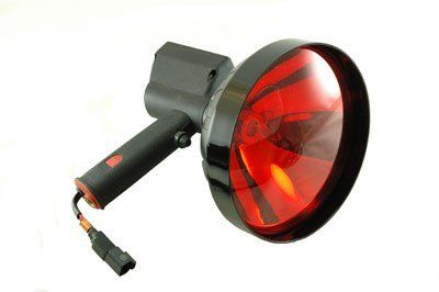 Magnalight 15 Million Candlepower Handheld Spotlight Red Hunting Lens Spot Flood Combo 5 7 Lens 259 00 Buy Ameri Light Beam Handheld Spotlight Beams