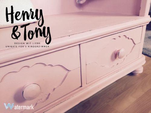 henry tony sitzbank mit schubladen aus antiker kommode rosa f r ihre prinzessin in henry. Black Bedroom Furniture Sets. Home Design Ideas