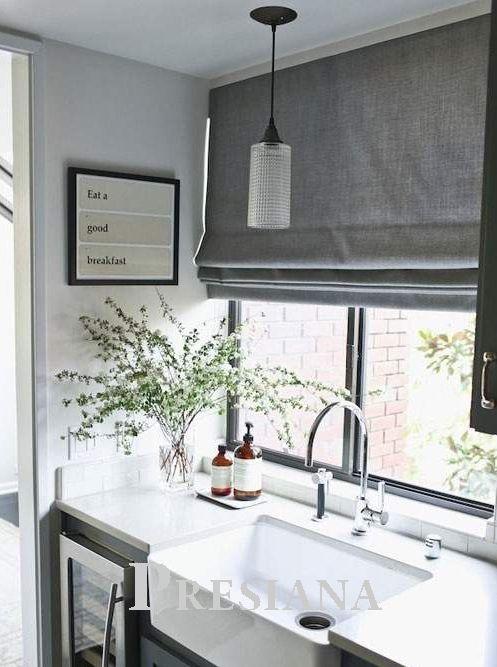Rolety Rzymskie Kuchnia Kitchen 2 Kitchen Curtains Home