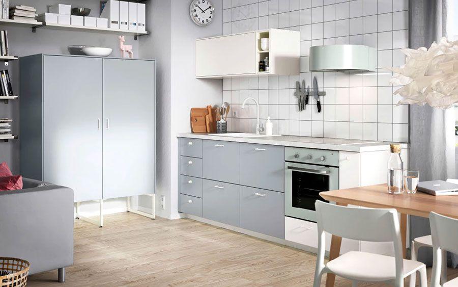 Cucine di 2 Metri Lineari per Piccoli Spazi Bếp ikea