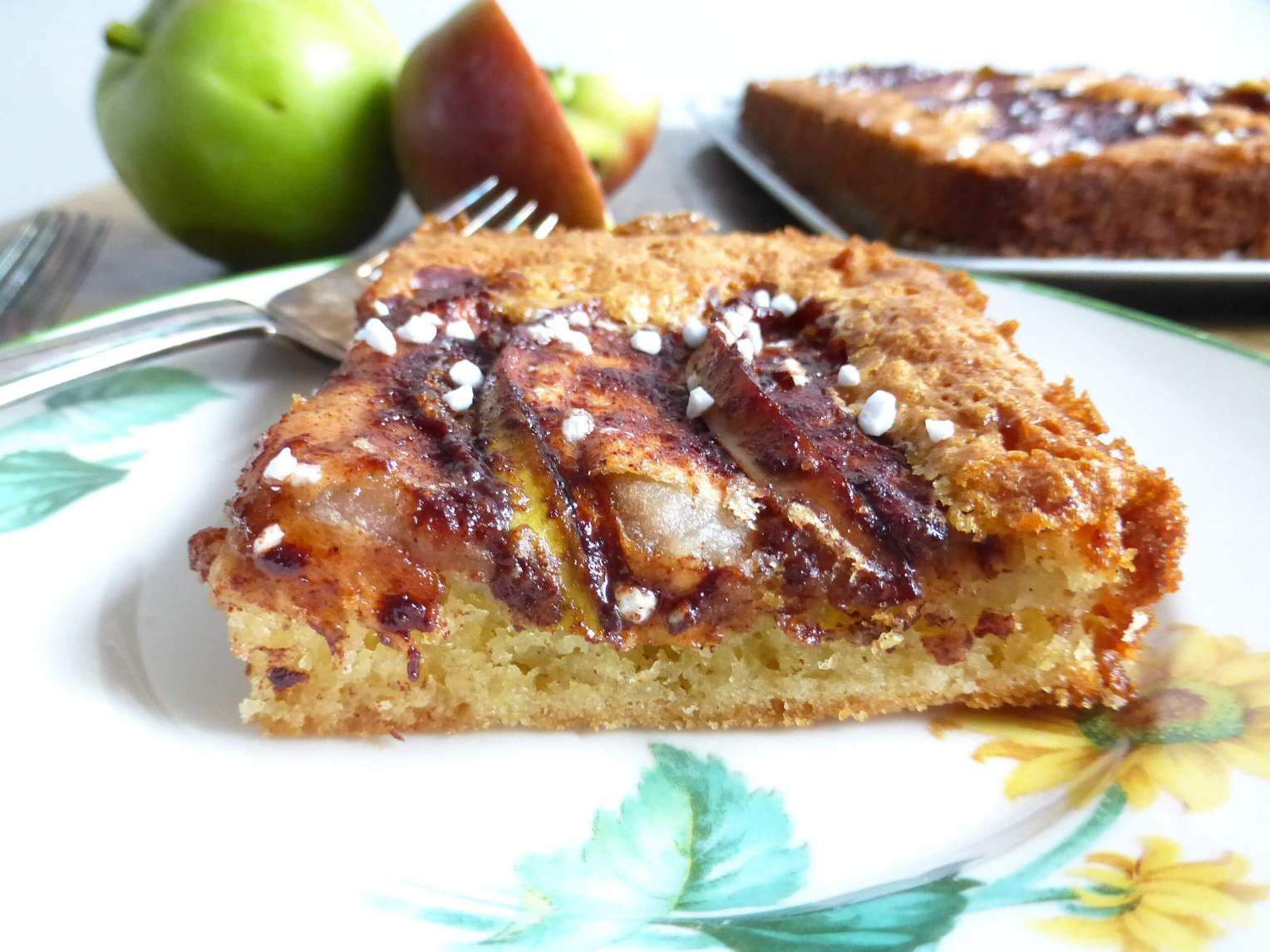 Simple Appelkaka Swedish Apple Cake Recipe Apple Cake Swedish Apple Cake Recipe Scandinavian Food