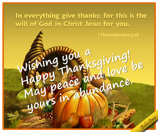 A christian thanksgiving ecard to send to your family or friends a christian thanksgiving ecard to send to your family or friends giving thanks for everything see all my ecards at 123greetingsprofilebebestarr m4hsunfo