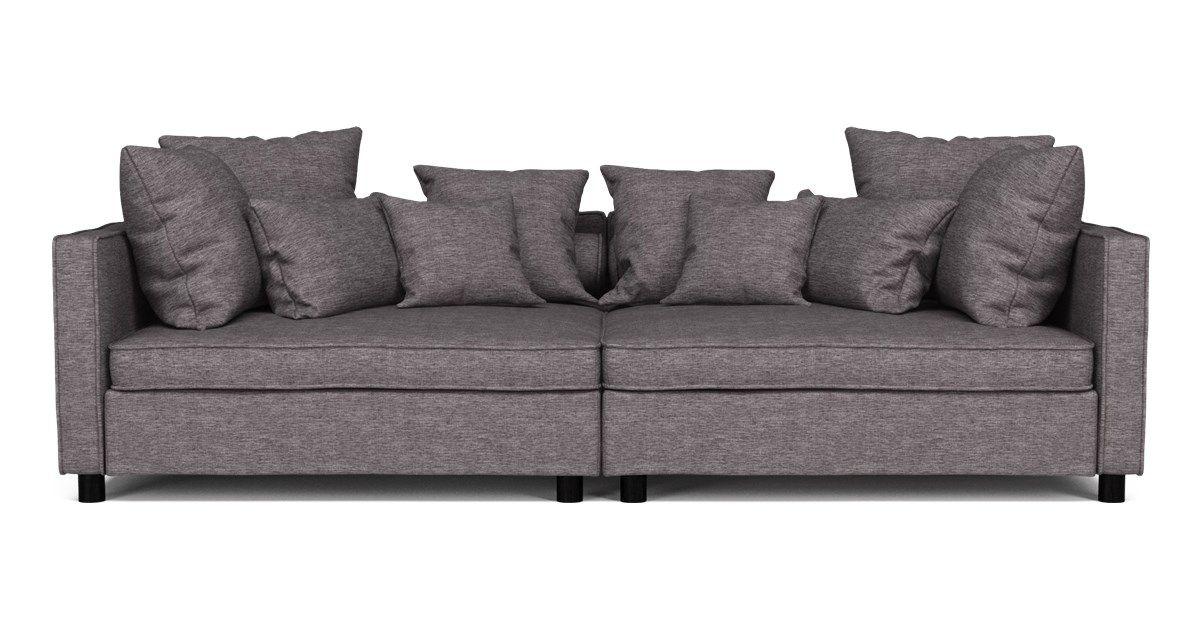 Forestil dig, at hele din familie og alle dine venner sidder i en kæmpestor komfortabel sofa. Lyder det umuligt? Ikke med vores Mr. Big. Han er skabt til at opfylde dine ønsker – uanset om du er til en Open End-sofa eller blot en kæmpestor BIG-sofa. Med tre moduler kan du forme ham, ligesom du har lyst til.