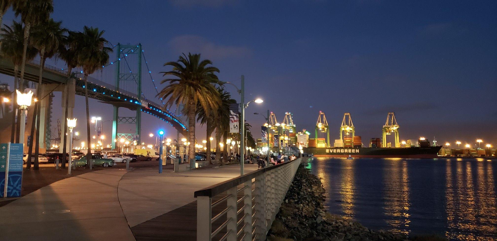 Los Angeles Travel, San Pedro California