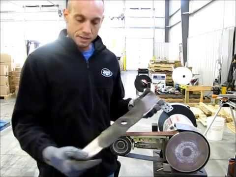 Multitool 1 Hp 2x48 Belt Grinder Sander Polisher Metal
