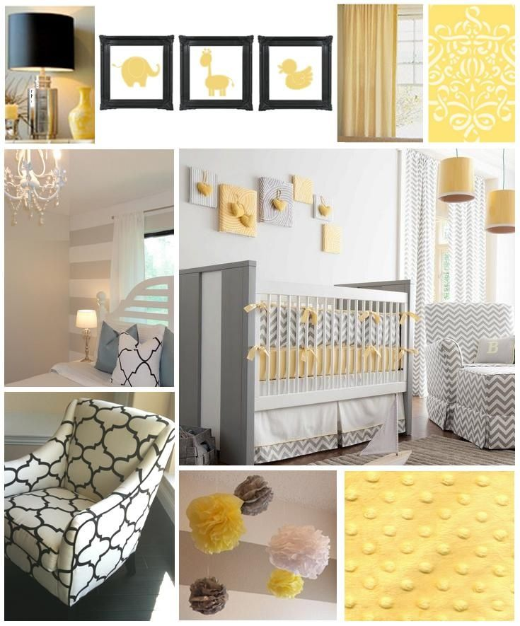 Gray And Yellow Zig Zag Crib Bedding By Carousel Designs Bold Chevron Stripe For A Baby Or Boy