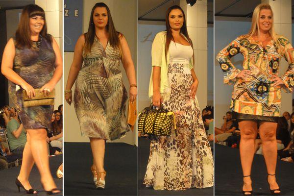 Fashion Week Plus Size, veja quem passou por lá...http://www.sacadafashion.com.br/fwps-primavera-verao-2013/