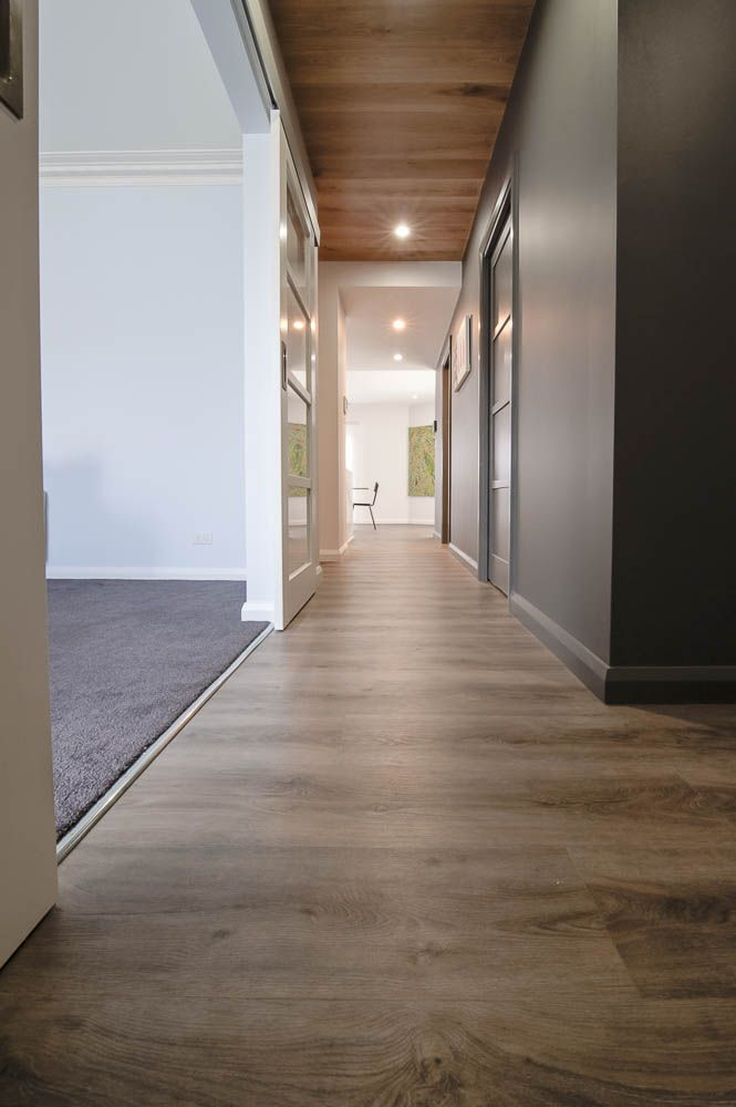 Godfrey Hirst Timber Ceiling Vinyl Plank Flooring Eco Carpet The Home Team Want To Know How To Creat Vinyl Plank Flooring House Flooring Vinyl Plank