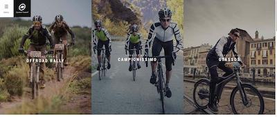 Assos, il brand top di gamma di abbigliamento tecnico per ciclisti, ha scelto l'agenzia creativa AQuest per trasmettere sul web tutto il valore della propria eccellenza.