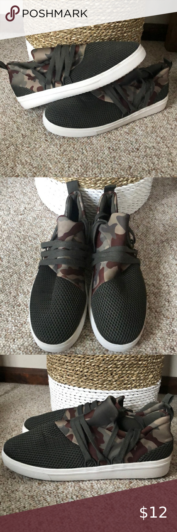 Time And Tru Camo shoes in 2020 | Camo