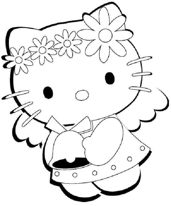 Dibujo Hello Kitty en Navidad | Hello Kitty | Pinterest | Hello ...
