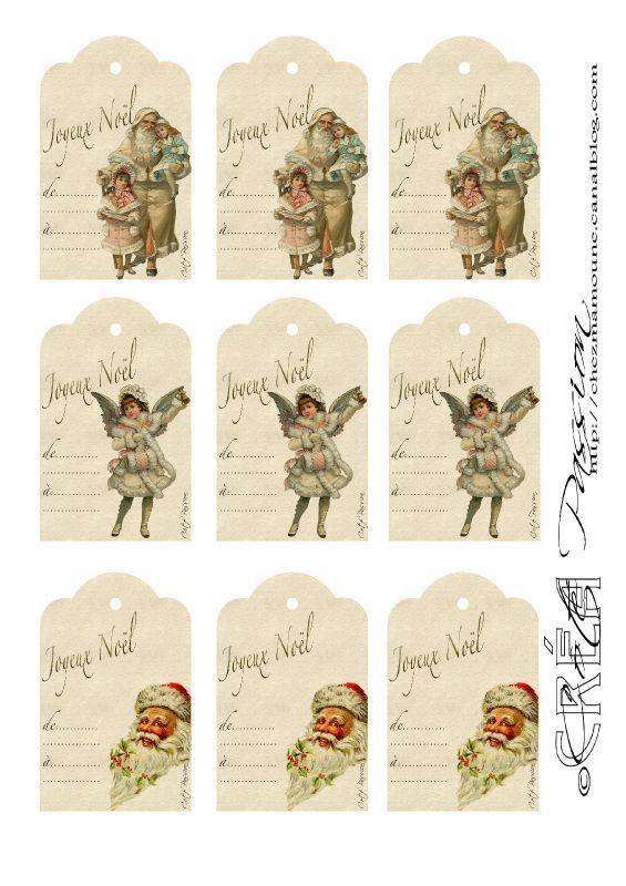 Bekannt Épinglé par Verónica Vela sur Etiquetas | Pinterest | Fiches, Noël  UV38