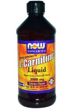 Best L Carnitine Supplements Top 10 Brands Reviewed Now Foods Food L Flavors