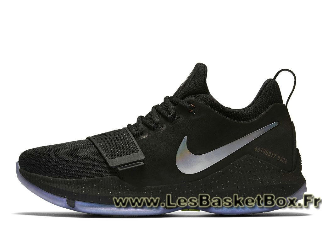 separation shoes efda5 26799 Basket Nike PG 1 ´Shining´ 911082 099 Homme Officiel NIke prix Noires -  1705150839 -
