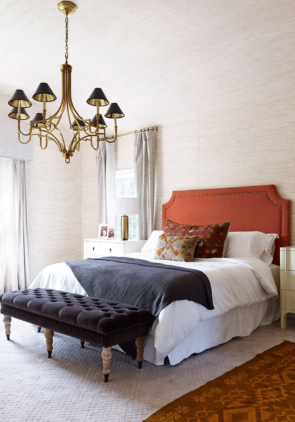 Photos Of How Nate Berkus Made Over Iyanlas Home Nate Berkus - Nate berkus bedroom designs