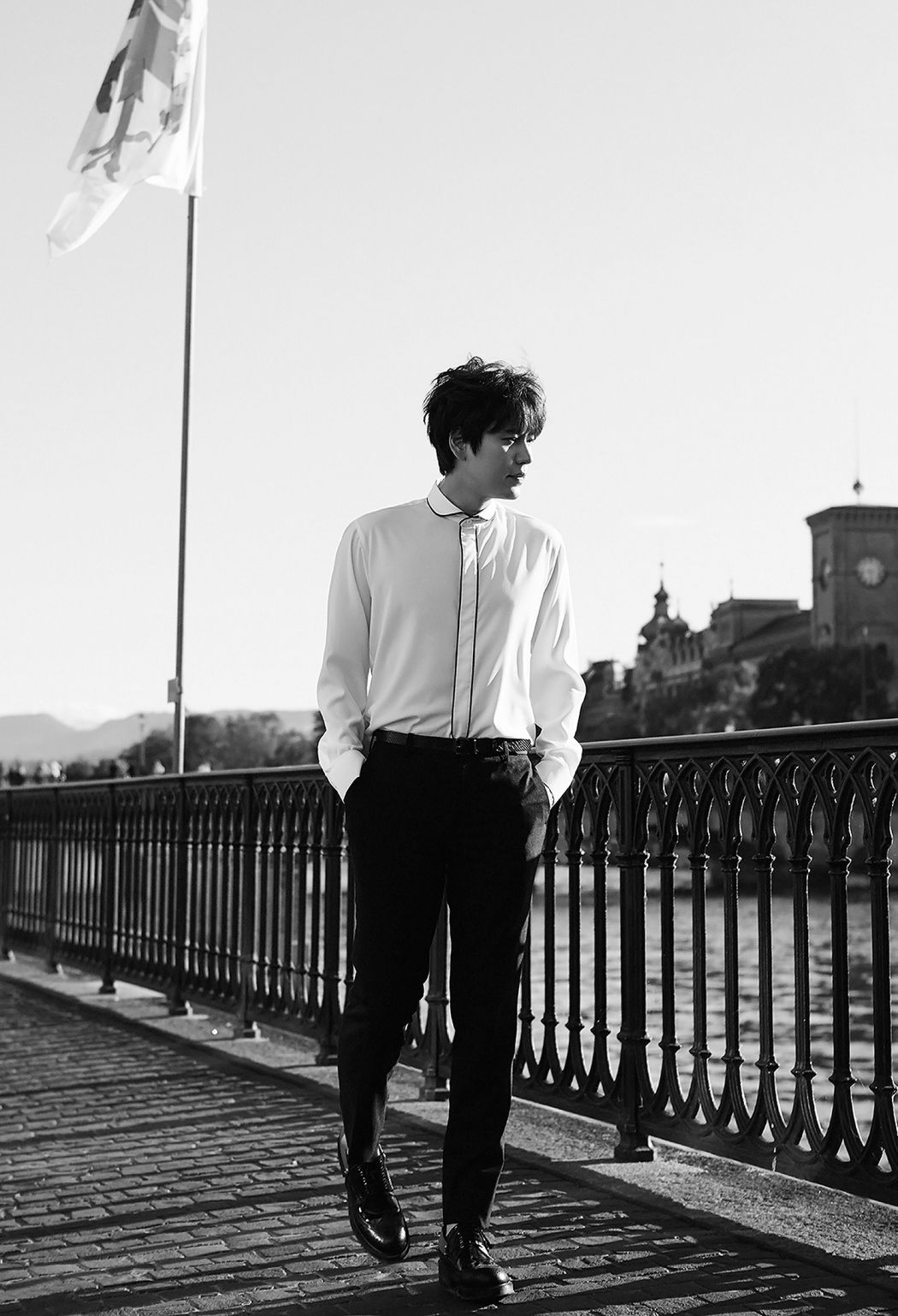 Kyu Hyun - Fall, Once Again
