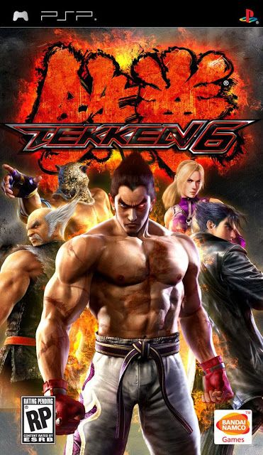 Tekken 6 Psp Game Free Download Full Version Places To Visit