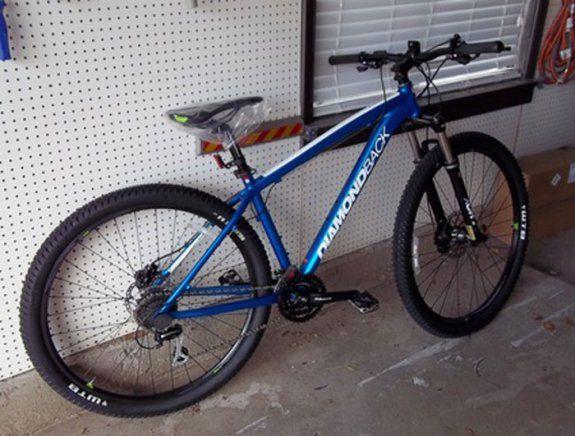 Diamondback Overdrive Sport 29er Mountain Bike Review Mountain Bike Reviews Hardtail Mountain Bike Bike Reviews