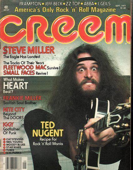 Creem September 1977