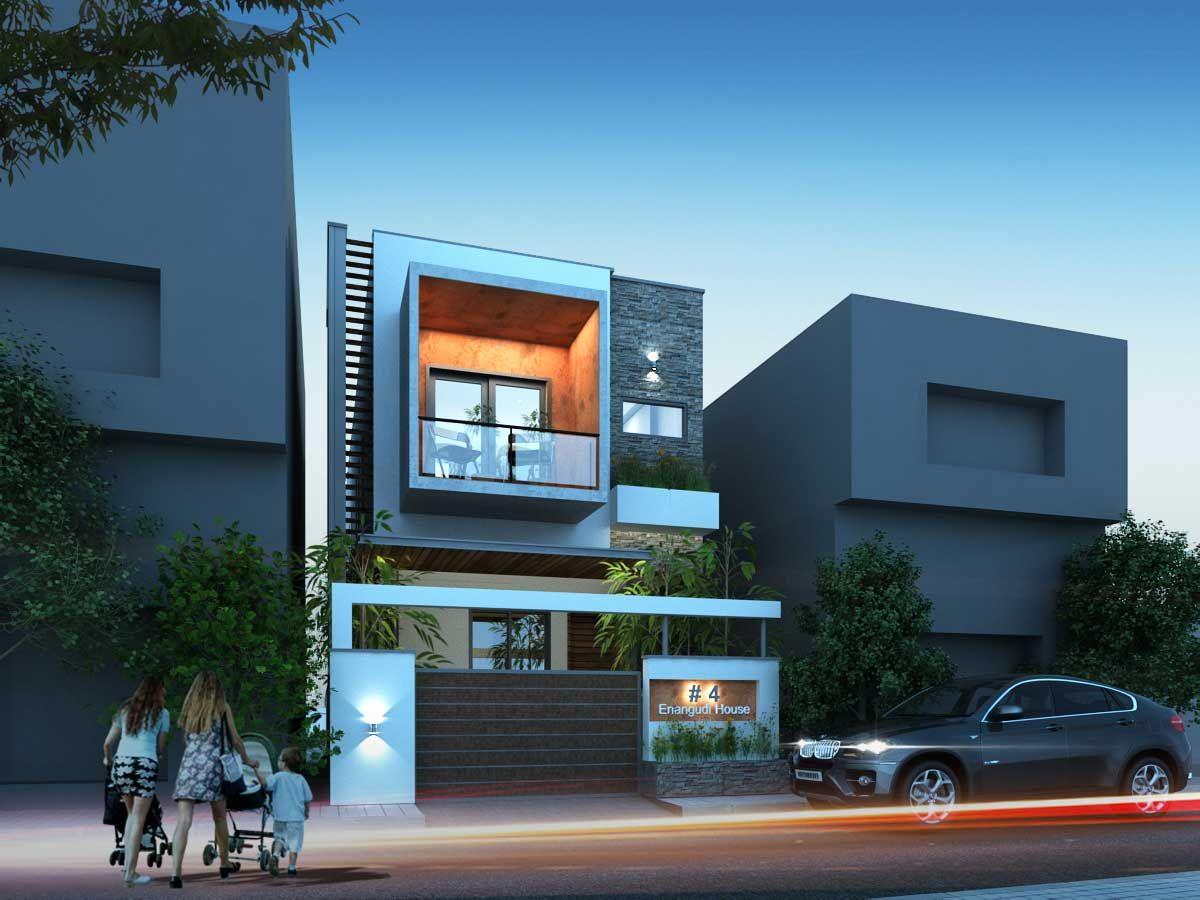 Residence Architecture Design-in-Thiruvarur,Tamilnadu,India ...