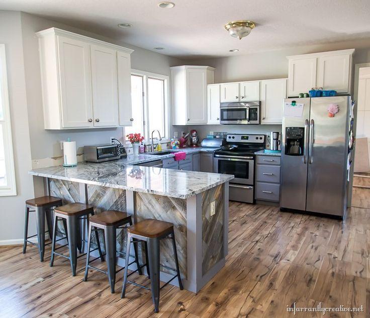 Island Home Project Ideas Pinterest Inseln, Pinsel und Türen - ikea küchen türen