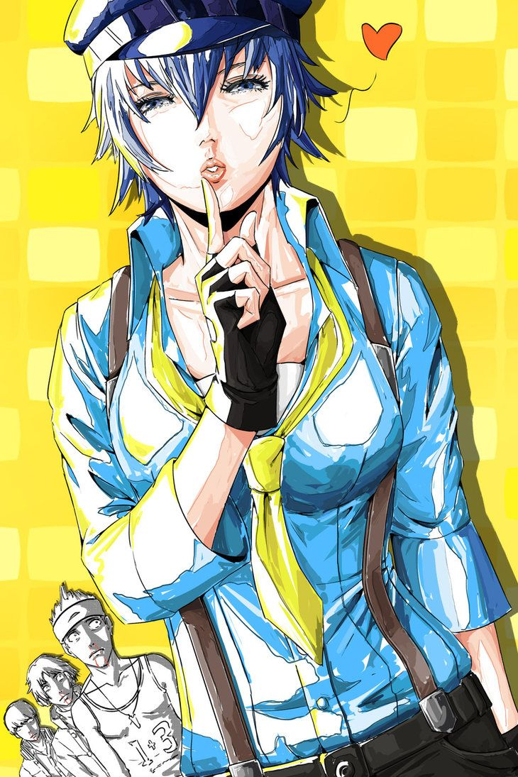 Persona 4 Dancing All Night Naoto By Blazpu Persona 4 Persona