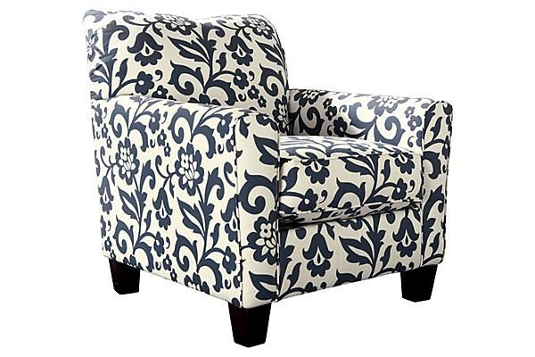 The Keendre - Indigo Chair from Ashley Furniture HomeStore ...
