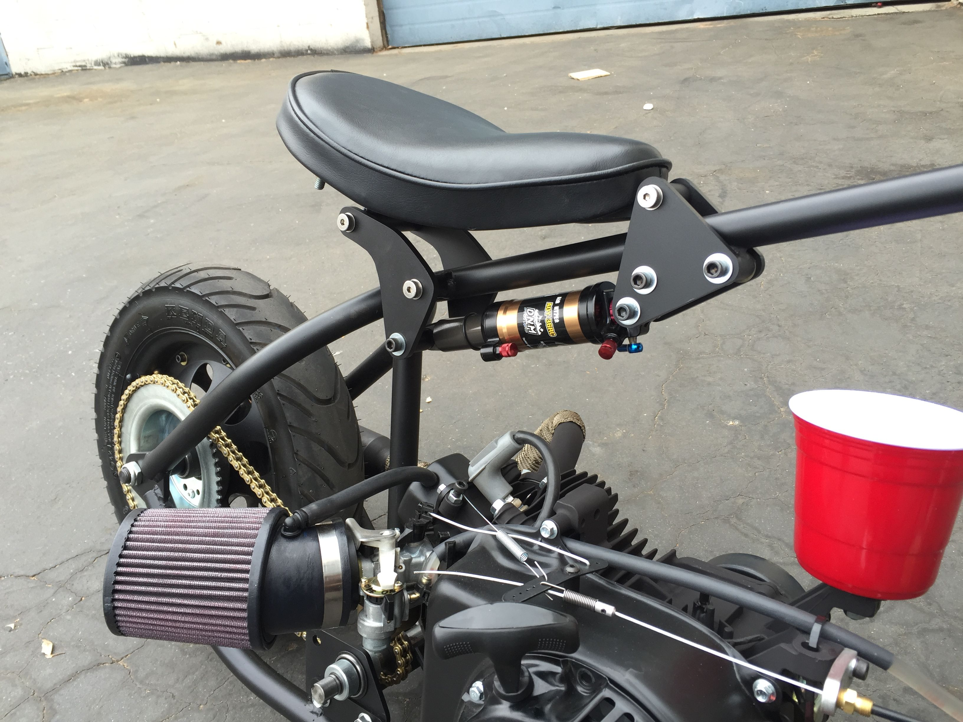 50cc Pocket Bike Top Speed