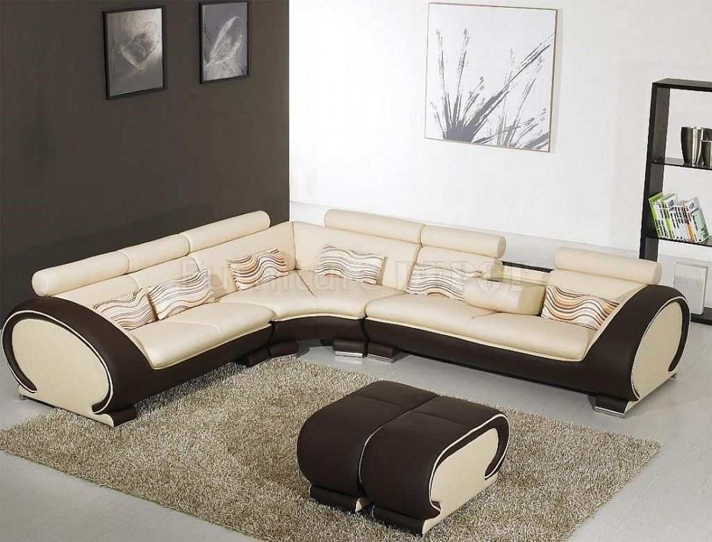 Explore Beige Sectional Leather Sofas And More Contemporary Living Room