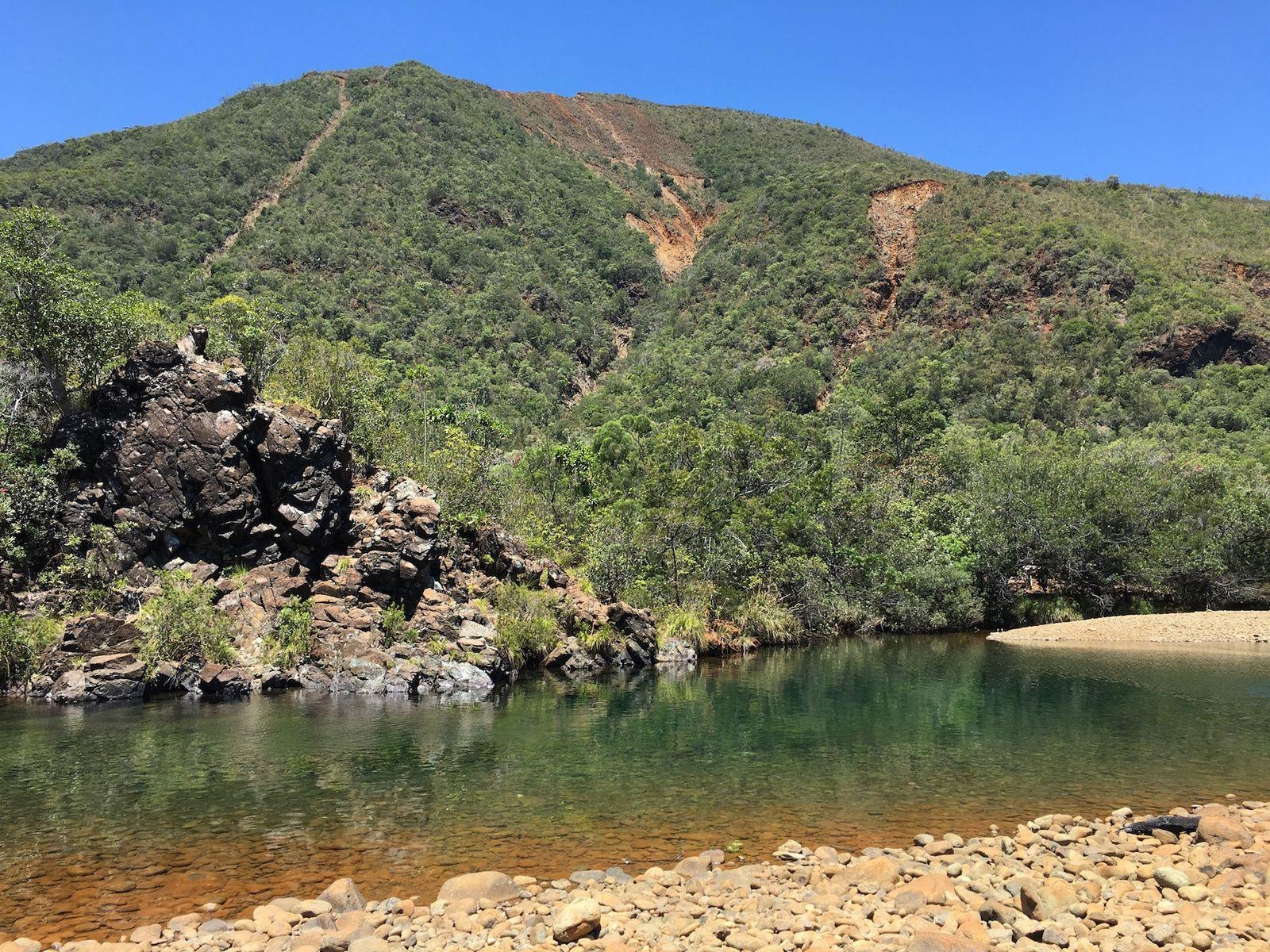 Randonnee A La Riviere De Dumbea Nouvelle Caledonie Caledonie