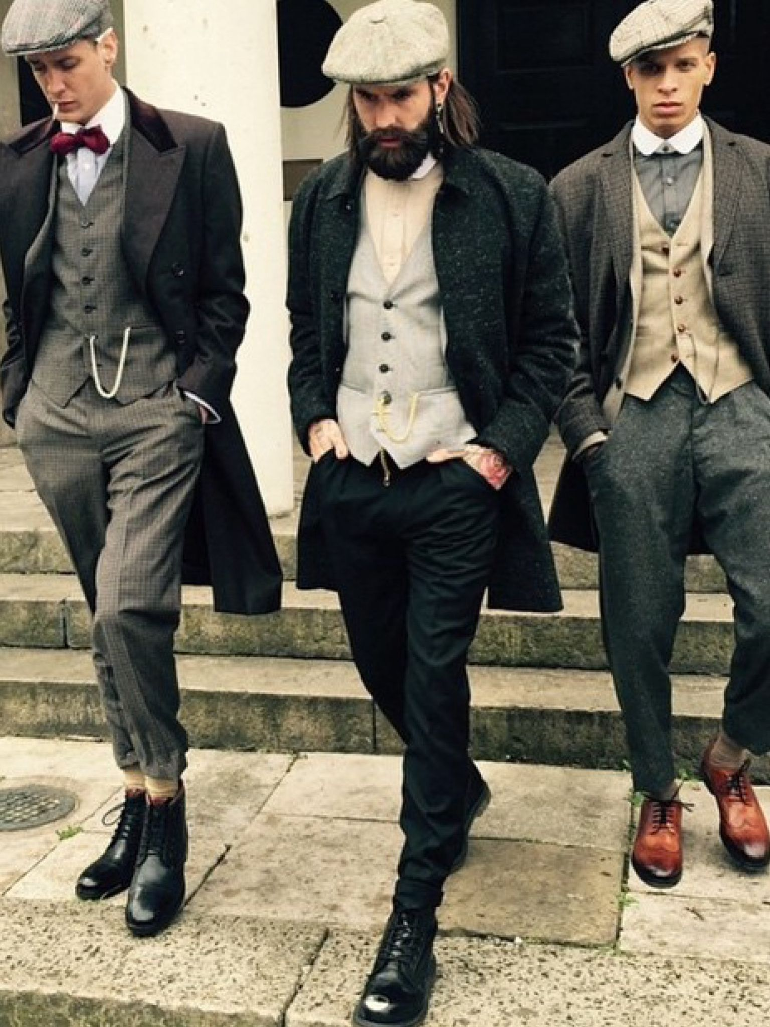 Vintage mens Kleidung