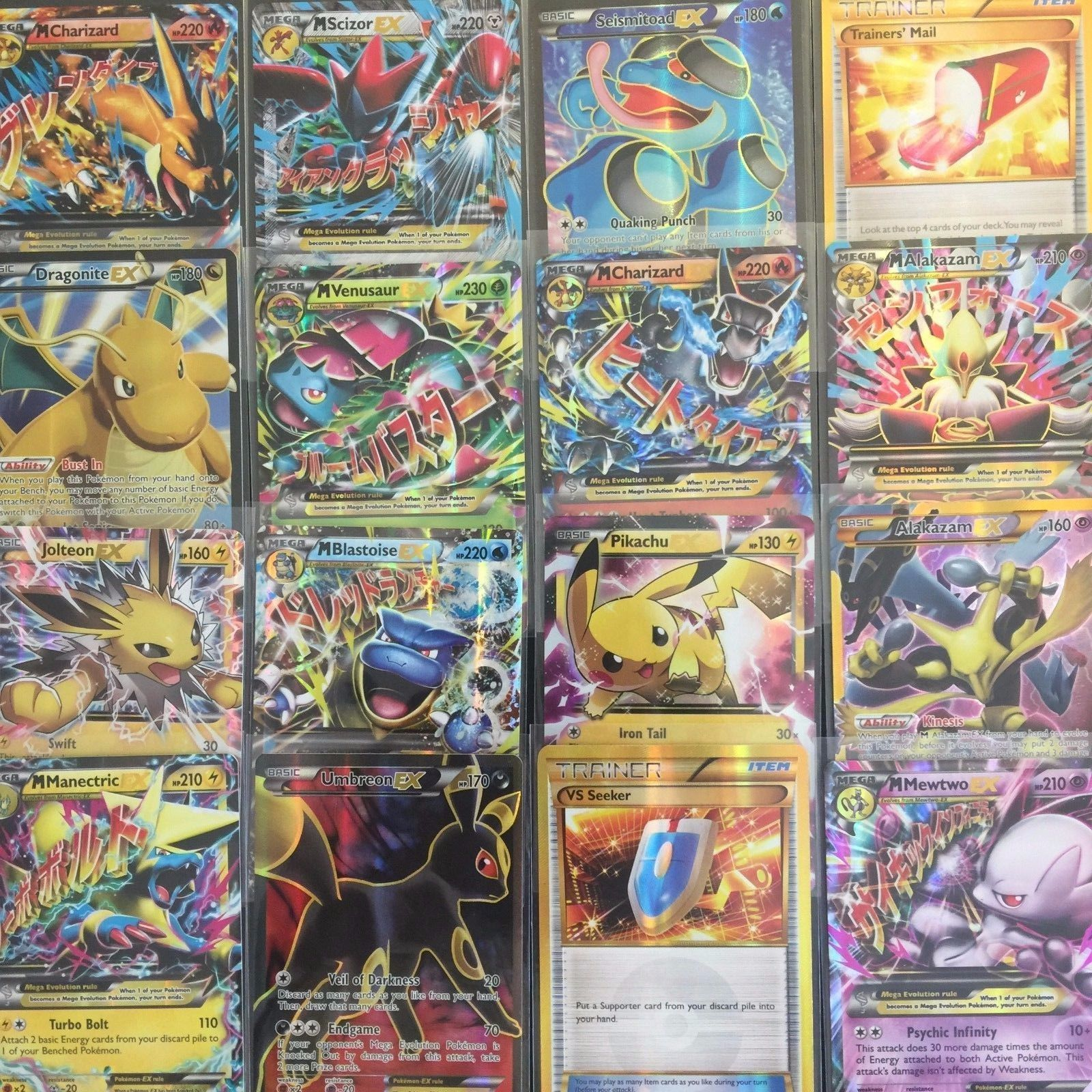 Ultra Rare w// 4+ Lots 10 Card Pokémon TCG Lot w// Guaranteed Holo Rare