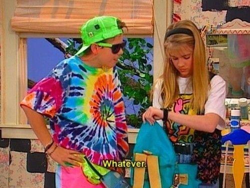 This Scene From Clarissa Explains It All Clarissa Explains It