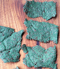 Recipe- Flax Crackers