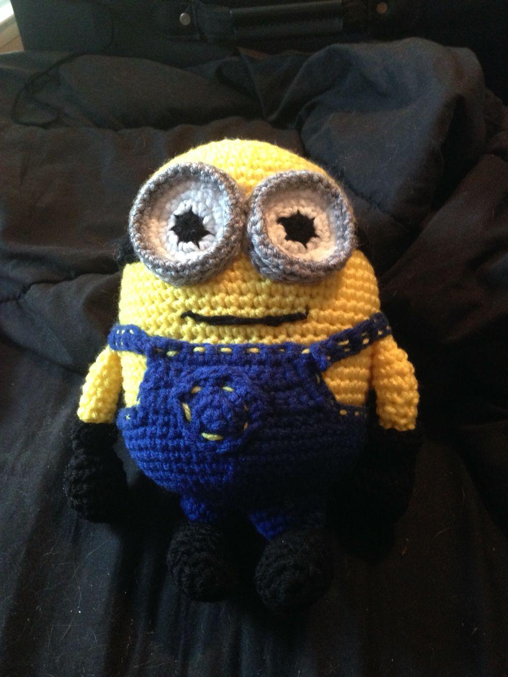 Minion Bob | My crochet work | Pinterest