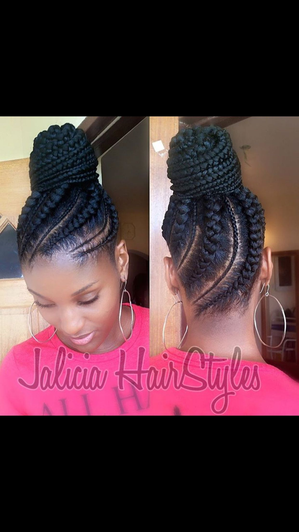 jalicia | jalicia beautiful hairstyles | braided hairstyles