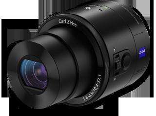 Sony Global - Digital Imaging - DSC-QX100