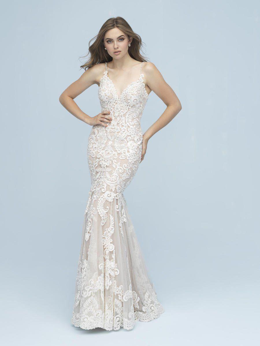 Allure Bridal Wedding Dresses Alexandra S Boutique Allure Bridals 9624 Alexandra S Boutiq Allure Bridal Fit And Flare Wedding Dress Wedding Dresses Kleinfeld [ 1200 x 900 Pixel ]