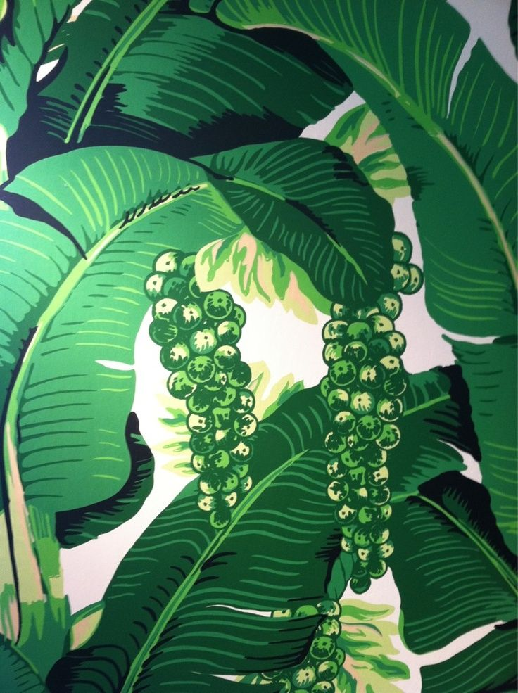 Brazillance wallpaper by Dorothy Draper (With images