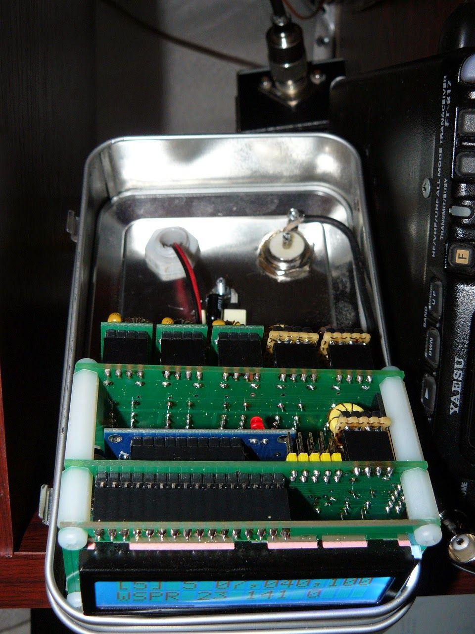 YO9IRF: Testing the Ultimate 3 WSPR beacon | Ham radio | Ham radio, Ham