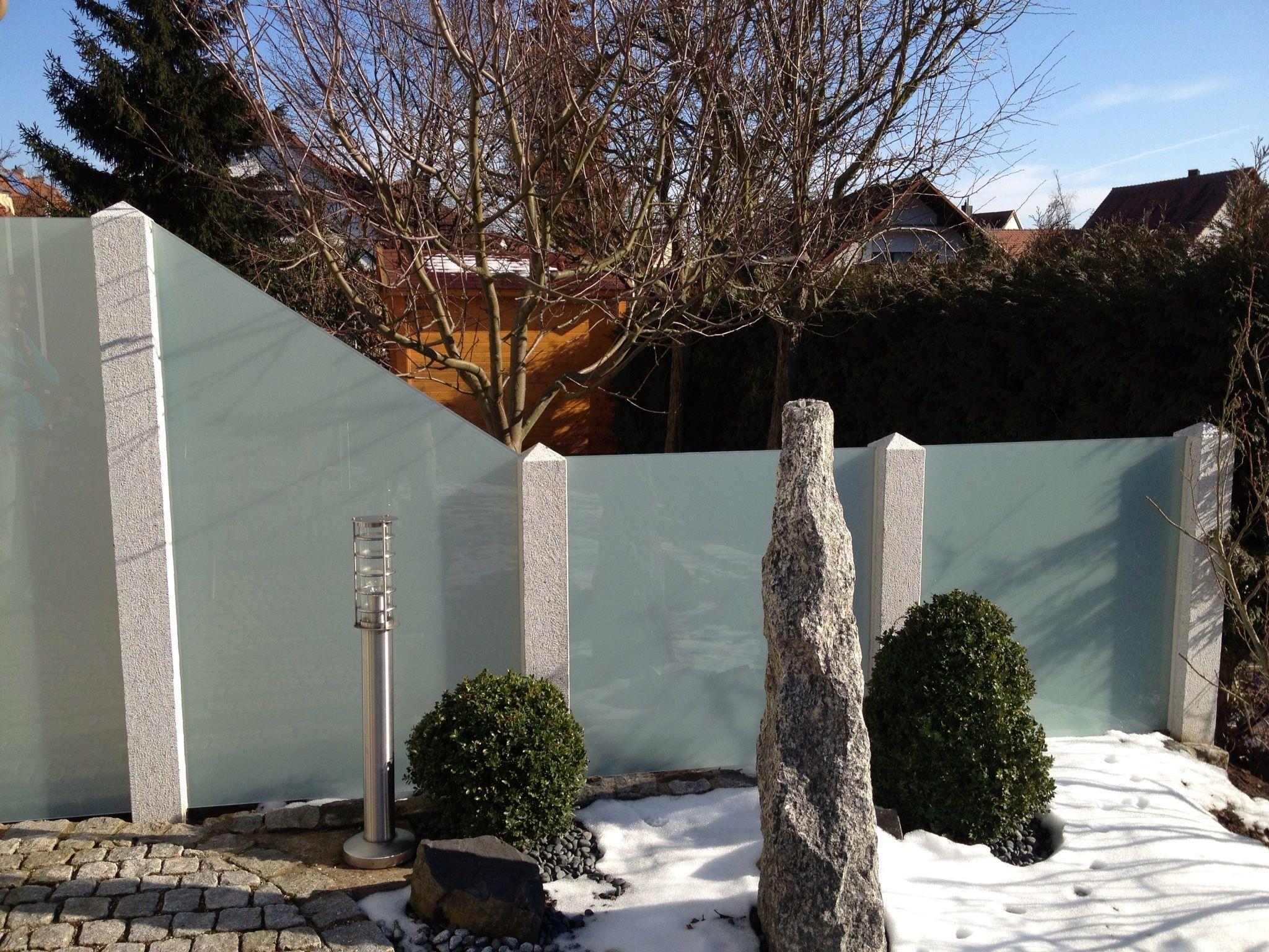 Ahnliches Foto Sichtschutz Terrasse Glas Sichtschutz Glas