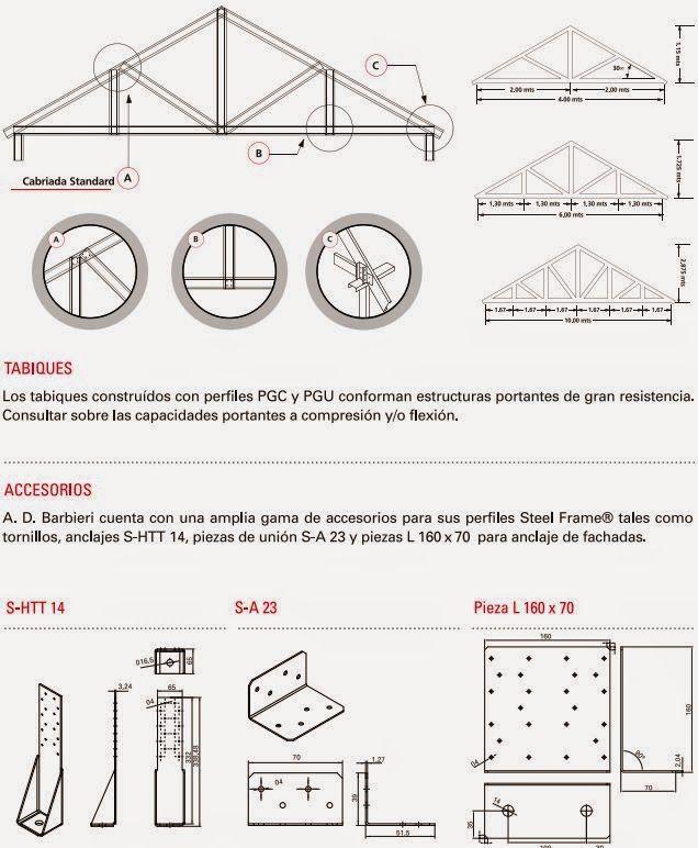Cubiertas Techos Con Vigas De Madera Cerchas De Madera Construccion En Seco Casas