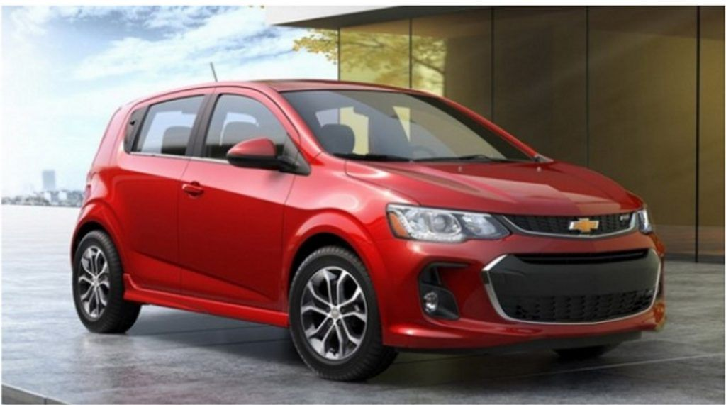 2018 Chevrolet Aveo Redesign And Price Chevrolet Sonic Chevy