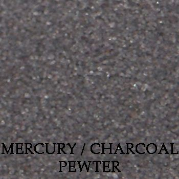 MERCURY (PEWTER/CHARCOAL) Colored Sand!!  http://www.ebay.com/usr/coloredsandcompany   Naturally soft, fine grain, perfect for weddings and events!!    #wedding #sand #coloredsand #weddingsand #sandceremony #unityceremony #unitysand