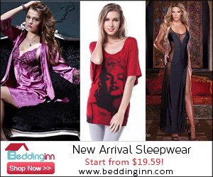 Sexy Sleepwear for Women at Beddinginn.com!