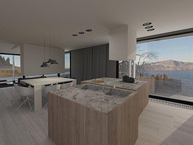 Interior Design 3d Kitchen 3D Model  c4d  max  obj  3ds  fbx