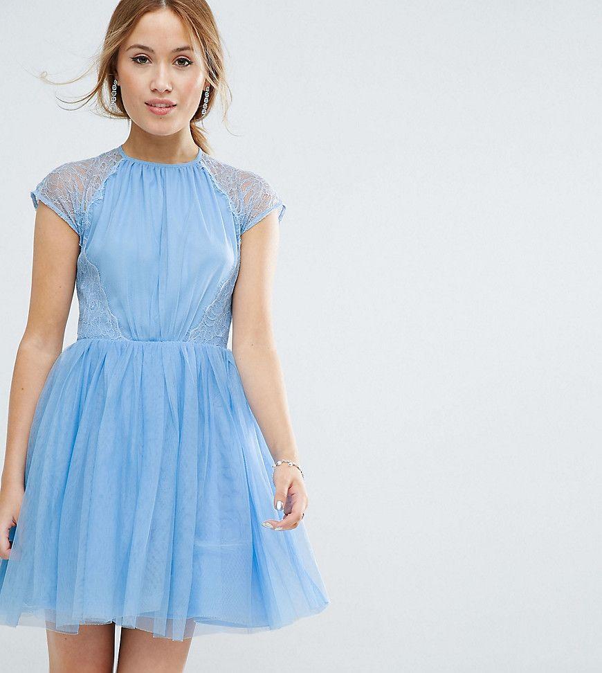 Asos abendkleider lang blau - Stylische Kleider für jeden tag