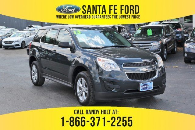 Used 2013 Chevy Equinox Ls Fwd Suv For Sale Gainesville Fl 39509p Chevy Equinox Chevrolet Equinox Suv For Sale
