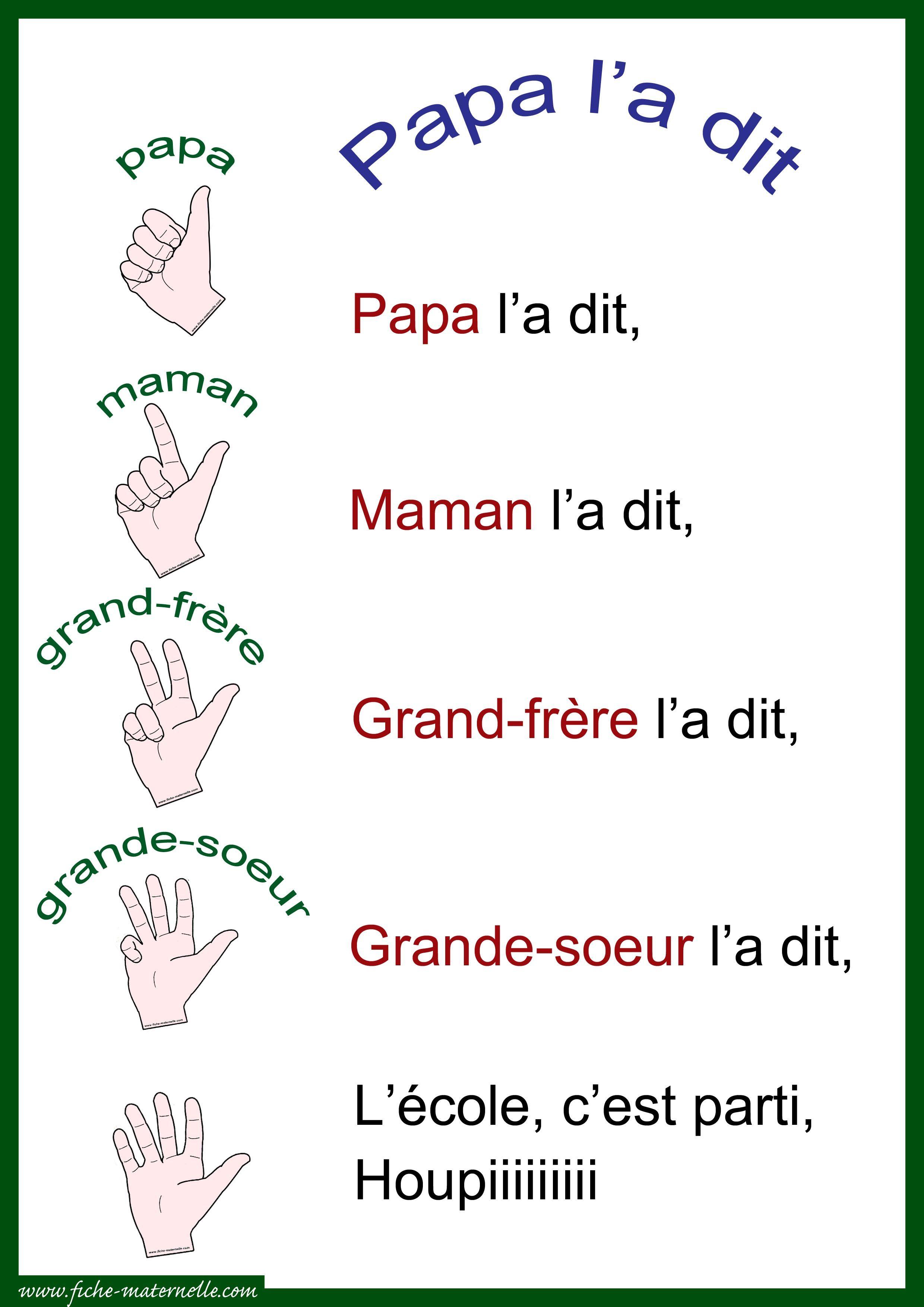 http://www.fiche-maternelle.com/papa-l-a-dit.html